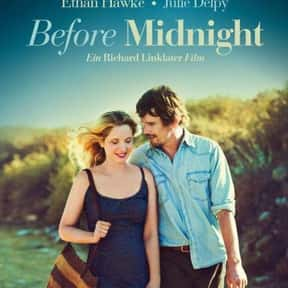 Before Midnight is listed (or ranked) 19 on the list 25+ Great Movies About Depressing Couples