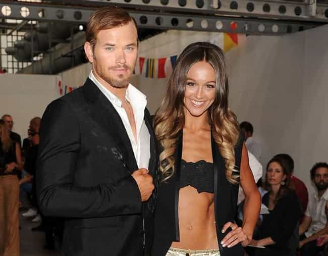 Kelly Thiebaud is listed (or ranked) 3 on the list Kellan Lutz's Loves & Hookups