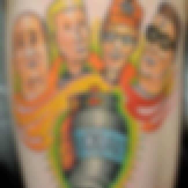 The Gang's All Here is listed (or ranked) 3 on the list 23 Propane-Loving Tattoos Inspired by King of the Hill