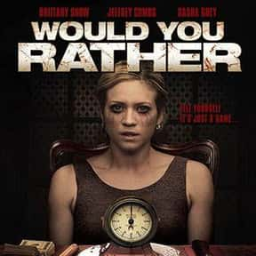 Would You Rather is listed (or ranked) 2 on the list The Best Horror Movies On Netflix