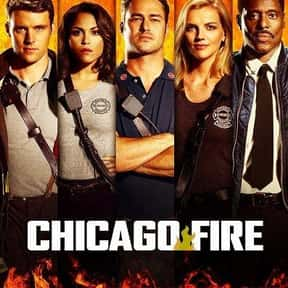 Chicago Fire is listed (or ranked) 3 on the list The Best Dick Wolf Shows and TV Series