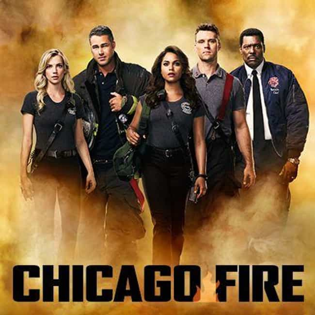 Chicago Fire is listed (or ranked) 3 on the list What to Watch If You Love 'Blue Bloods'
