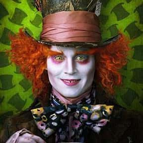 Mad Hatter is listed (or ranked) 7 on the list List of Alice In Wonderland Characters