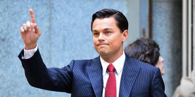 The Wolf of Wall Street is listed (or ranked) 3 on the list Great Movies Where The Hero Doesn't Change Or Grow At All
