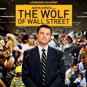 The Wolf of Wall Street is listed (or ranked) 3 on the list The Best Drug Movies of All Time