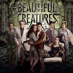 Beautiful Creatures is listed (or ranked) 12 on the list The Greatest Supernatural & Paranormal Teen Films