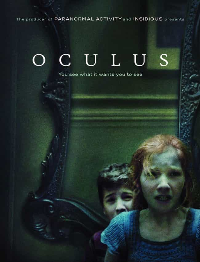 Oculus is listed (or ranked) 3 on the list The Semi-Spookiest Movies About Ghosts On Netflix Right Now