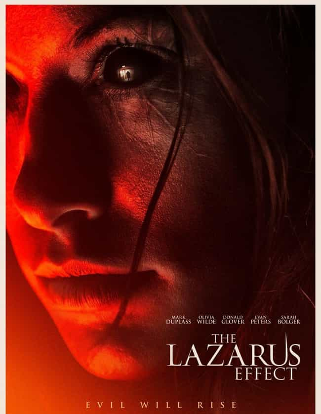 The Lazarus Effect is listed (or ranked) 4 on the list The Semi-Spookiest Movies About Ghosts On Netflix Right Now