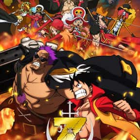 One Piece Film: Z is listed (or ranked) 21 on the list The Best PG-13 Anime Movies