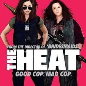The Heat is listed (or ranked) 24 on the list The Greatest Female-Led Comedy Movies