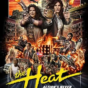 The Heat is listed (or ranked) 11 on the list The Best Sandra Bullock Movies