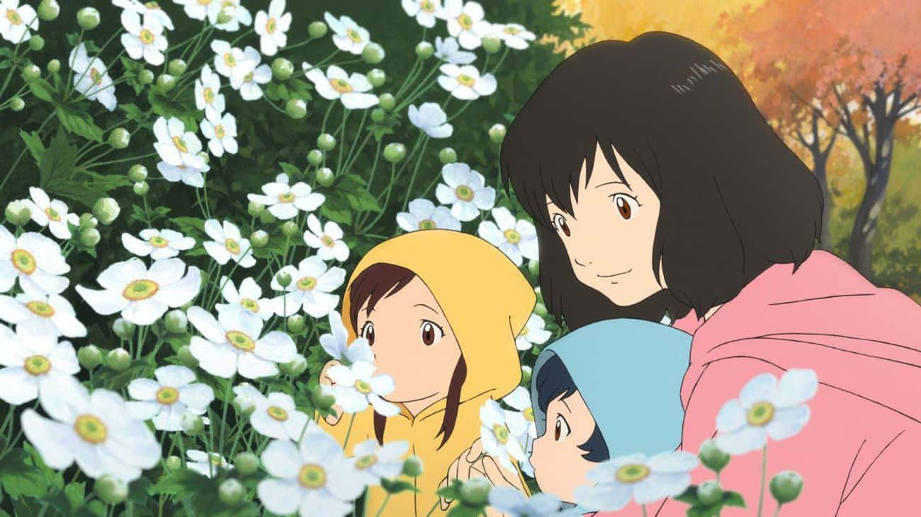 Wolf Children - 2013  is listed (or ranked) 2 on the list 15 Times Anime Should Have Won The Oscar For 'Best Animated Feature'