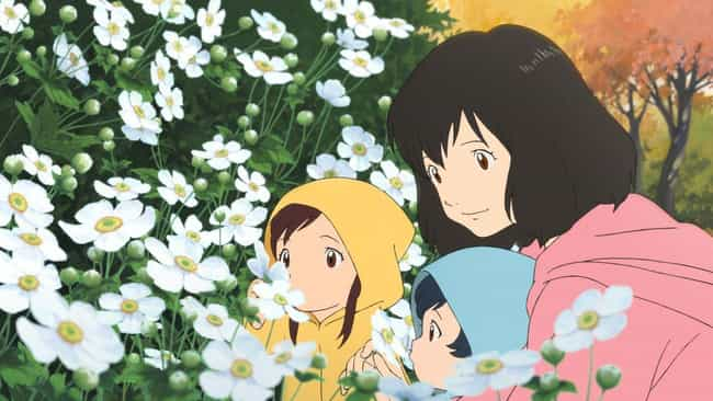 Wolf Children is listed (or ranked) 1 on the list 15 Times Anime Should Have Won The Oscar For 'Best Animated Feature'