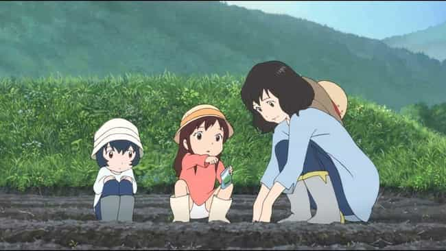 Wolf Children is listed (or ranked) 1 on the list The 15 Best Anime With Animal Protagonists, Ranked