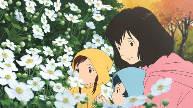 Wolf Children is listed (or ranked) 1 on the list 15 Anime That Will Turn Your Parents Into Total Otaku