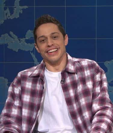 Pete Davidson is listed (or ranked) 1 on the list 40+ Actors Who Went to Rehab