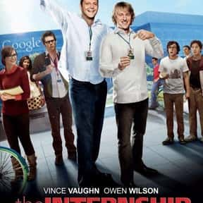 The Internship is listed (or ranked) 17 on the list The Best Comedies About the Workplace