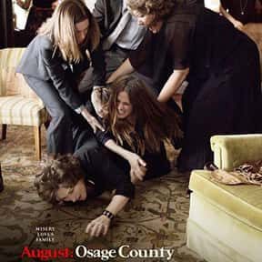 August: Osage County is listed (or ranked) 19 on the list The Best Meryl Streep Movies