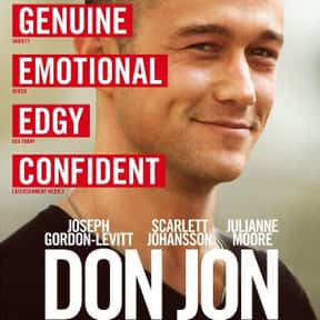 Don Jon is listed (or ranked) 13 on the list The Best Scarlett Johansson Movies