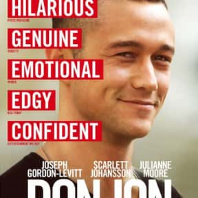 Don Jon is listed (or ranked) 9 on the list The Best Directorial Debuts Since 2010, Ranked