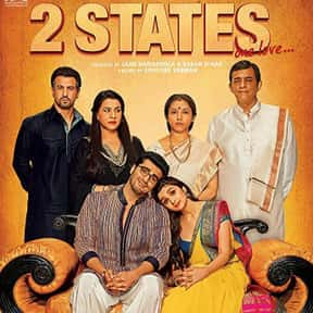 2 States is listed (or ranked) 16 on the list The Best Bollywood Movies on Netflix