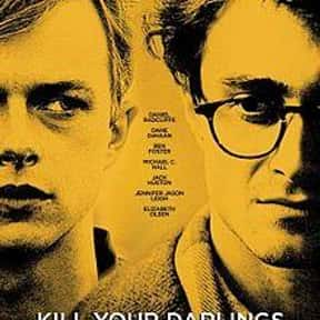 Kill Your Darlings is listed (or ranked) 1 on the list The Best Movies About Writers