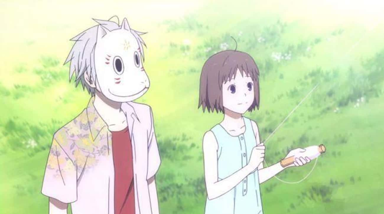 Hotarubi No Mori E is listed (or ranked) 3 on the list The 15 Best Anime Films That Aren't Studio Ghibli
