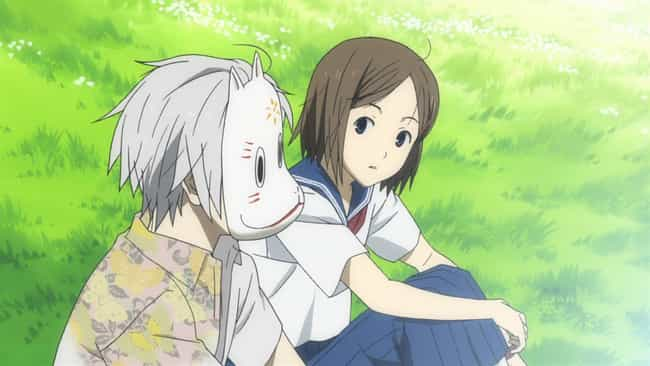 Hotarubi no Mori e is listed (or ranked) 7 on the list The 13 Best Supernatural Romance Anime