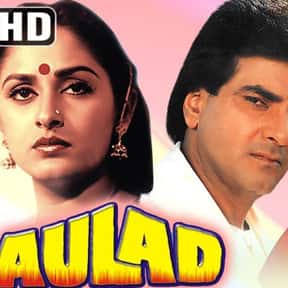 Aulad is listed (or ranked) 16 on the list The Best Sridevi Kapoor Movies