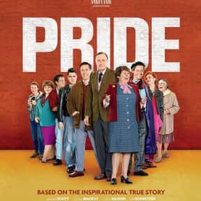 Pride is listed (or ranked) 12 on the list The Best LGBTQ+ Themed Movies