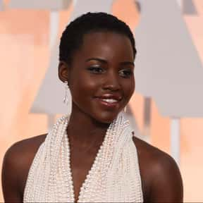 Lupita Nyong'o is listed (or ranked) 11 on the list The Greatest Black Actresses of All Time