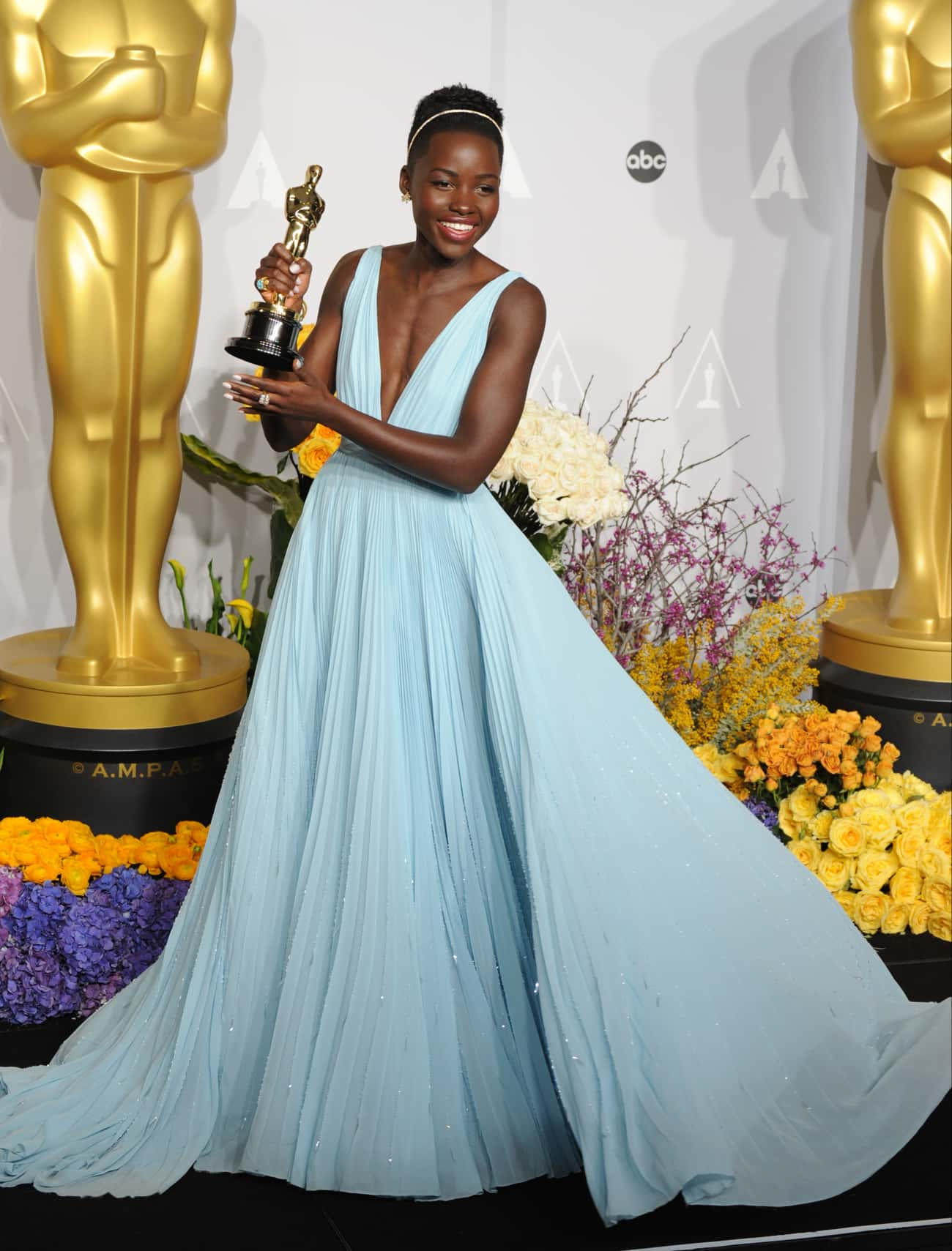 Lupita Nyong'o is listed (or ranked) 2 on the list The Best Dressed Oscar Winning Ladies of the Millennium