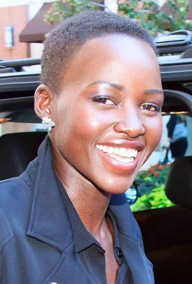 Lupita Nyong'o is listed (or ranked) 4 on the list Celebrities Who Weren't Born Where You Think