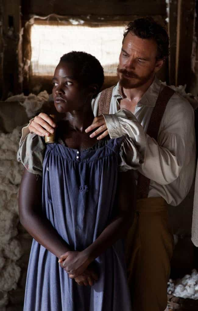 Lupita Nyong'o is listed (or ranked) 3 on the list Michael Fassbender Loves and Hookups