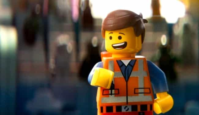The Lego Movie is listed (or ranked) 1 on the list Insane Movie Details You May Have Missed On Your First Watch