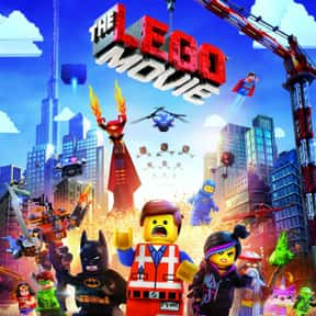 The Lego Movie is listed (or ranked) 21 on the list The Best Intelligent Animated Movies of All Time