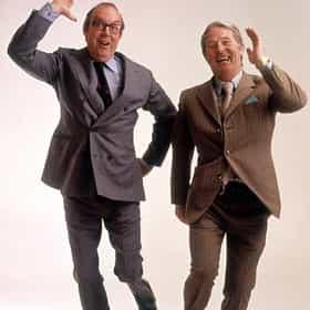 Eric and Ernie