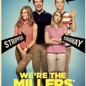 We're the Millers is listed (or ranked) 11 on the list The Funniest Movies About Drugs