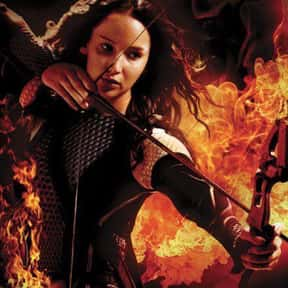 The Hunger Games: Catching Fir is listed (or ranked) 3 on the list The Best Jennifer Lawrence Movies
