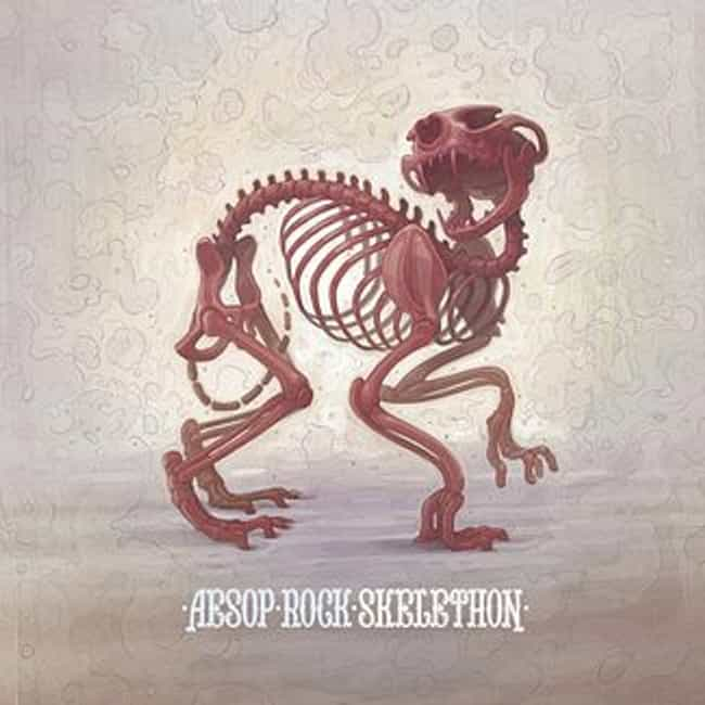 Skelethon is listed (or ranked) 4 on the list The Best Aesop Rock Albums of All Time