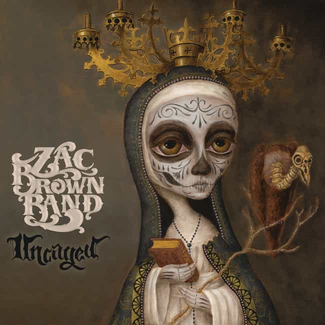 Uncaged is listed (or ranked) 3 on the list The Best Zac Brown Band Albums, Ranked