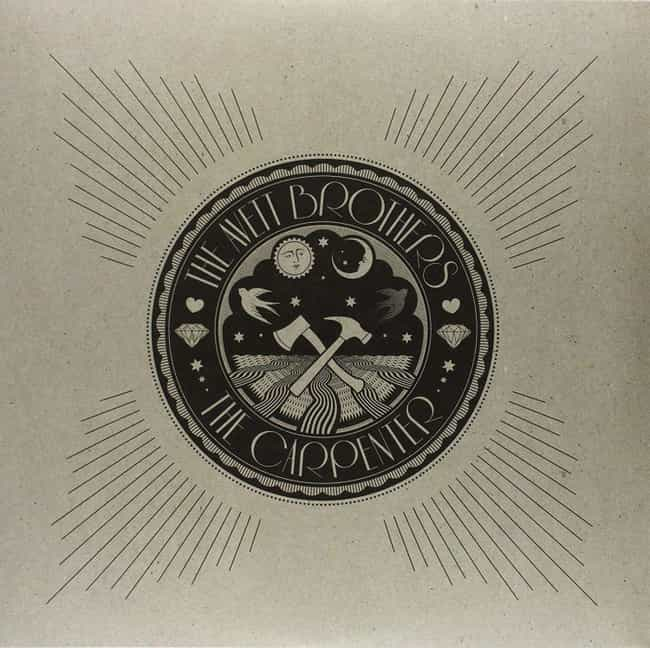The Carpenter is listed (or ranked) 4 on the list The Best Avett Brothers Albums of All Time