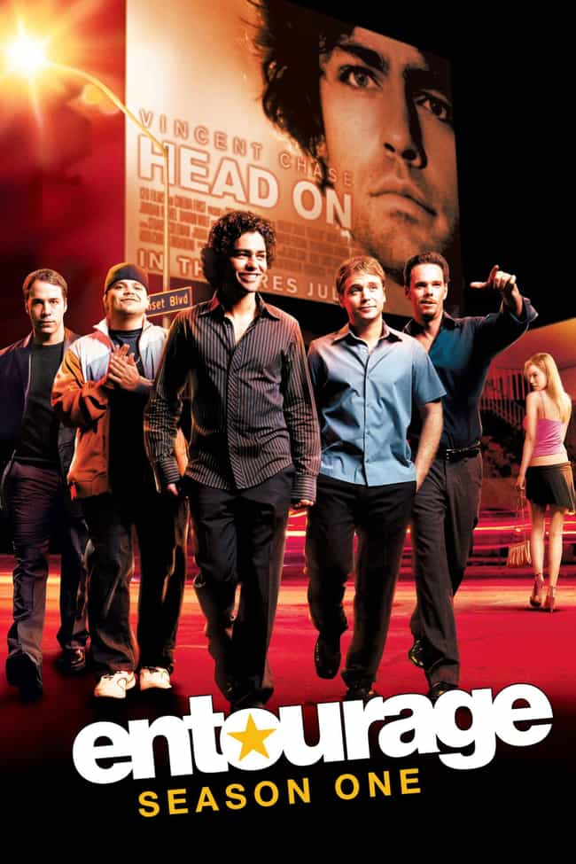 Entourage - Season 1 is listed (or ranked) 3 on the list The Best Seasons of 'Entourage'