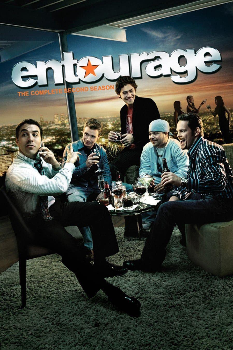 Image of Random Best Seasons of 'Entourage'