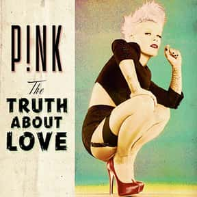 The Truth About Love [2012] is listed (or ranked) 15 on the list The Greatest Pop Albums Of The 2010s, Ranked