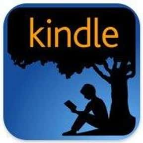 Kindle is listed (or ranked) 25 on the list The Top Must-Have Indispensable Mobile Apps