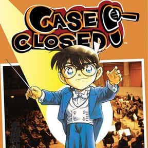 Case Closed is listed (or ranked) 14 on the list The 50+ Greatest Manga of All Time, Ranked