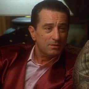 Casino is listed (or ranked) 2 on the list Every Movie Martin Scorsese And Robert De Niro Have Made Together, Ranked