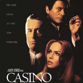 Casino is listed (or ranked) 9 on the list The Greatest Crime Movies Ever Made