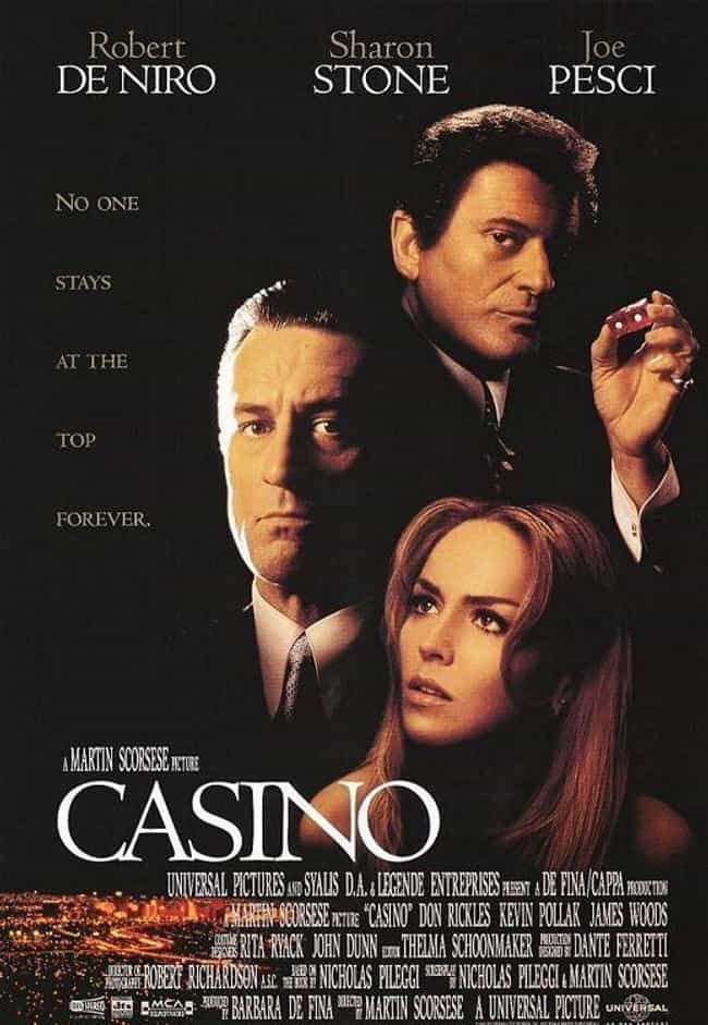 Casino is listed (or ranked) 3 on the list What to Watch If You Love Goodfellas